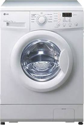 LG 6 kg Fully Automatic Front Load with In-built Heater