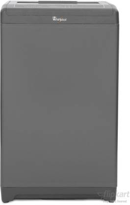Whirlpool 7 kg Fully Automatic Top Load Grey