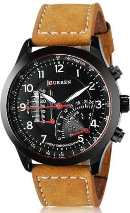Curren 8152 boys watch Analog Watch - For Men