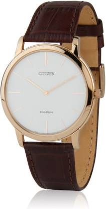 Citizen AR1113-12A Eco Drive Analog Watch - For Men