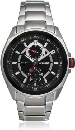 Citizen BU3004-54E Eco-Drive Analog Watch - For Men