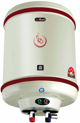 Voltguard 25 L Storage Water Geyser (STAR HEATER HOTLINE, IVORY)