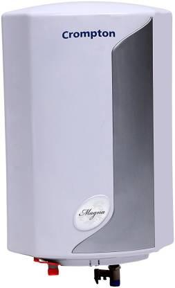 CROMPTON 15 L Storage Water Geyser (SHW 1015, White)