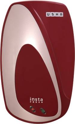 USHA 3 L Instant Water Geyser (Instafresh, Multicolor)