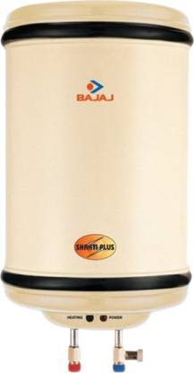 BAJAJ 15 L Storage Water Geyser (SHAKTI PLUS 4STAR, IVORY)