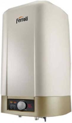 Ferroli 15 L Storage Water Geyser (Caldo, Ivory)