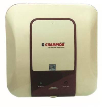 CHAMPION 15 L Storage Water Geyser (Kelvin, Ivory, Brown)