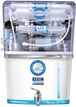 KENT Super Star 8 L RO + UV + UF Water Purifier