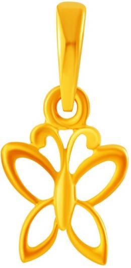 PC Chandra Jewellers NA 14kt Yellow Gold Pendant