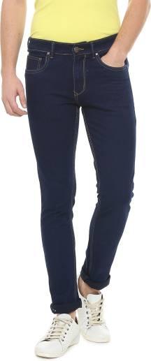 Slim Men Blue Jeans