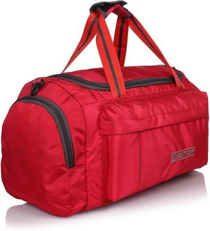 DOMYOS by Decathlon Medium Training Gym Bag Black - Price in India ... 4ef355287f32d