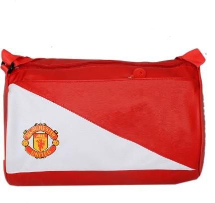 Kuber Industries Softsided Duffle Gym Bag Folding Pattern