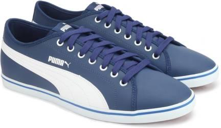 8c3cd4eb9e9 Puma Elsu v2 SL Sneakers For Men - Buy Tibetan Red-Puma White Color ...
