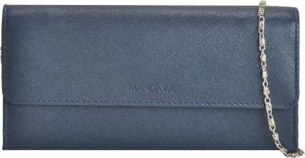 5ace78bcebef Michael Kors Girls Blue Genuine Leather Wallet Navy - Price in India ...