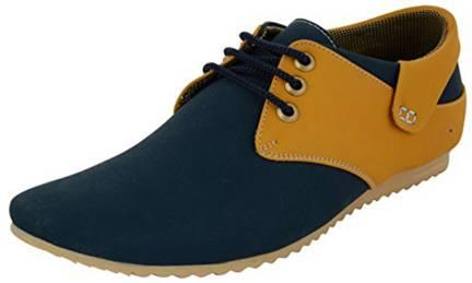 909cf2e007d Shoes Bank Casuals For Men - Buy Blue Color Shoes Bank Casuals For ...