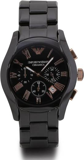 94b7b1e4fc35 Emporio Armani AR1410 Ceramica Watch - For Men - Buy Emporio Armani ...