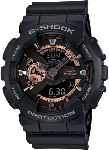 4ed6bf460f0 Casio G339 G-Shock Analog-Digital Watch - For Men - Buy Casio G339 G ...