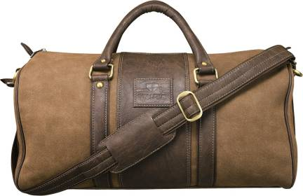 a545801bff6a Goblin Supreme Duffle Bag Travel Duffel Bag Brown - Price in India ...