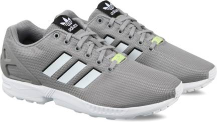 quality design 87ab0 1ab04 ADIDAS ORIGINALS ZX FLUX Sneakers For Men - Buy CBLACK ...