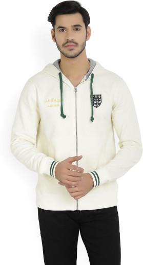 Oxford University Magdalen-Hoodie-Cream Sweatshirts