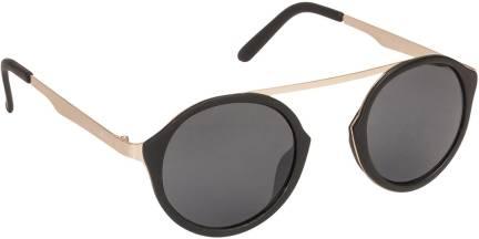 5339e9942ff Buy Elvis Round Sunglasses Black For Men   Women Online   Best ...