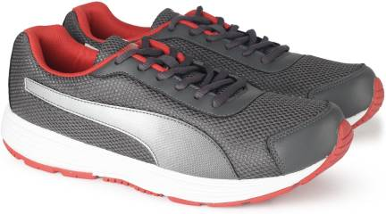 382172793ad Puma Aeden Running Shoes For Men - Buy Puma Black-Blue Danube Color ...