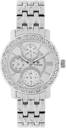 TitanNF9743SM01 Analog Watch   For Women