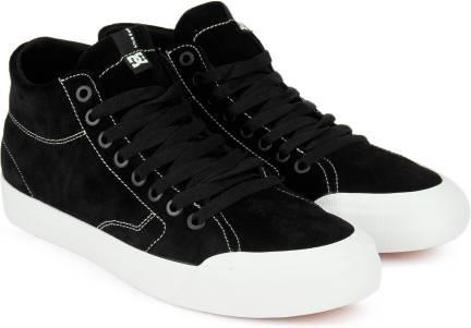 404bd797e4c DC PLAZA TC S Sneakers For Men - Buy BLACK Color DC PLAZA TC S ...