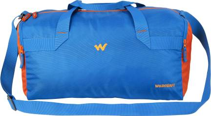 78c1716f754c Wildcraft Wend L Travel Duffel Bag Black - Price in India