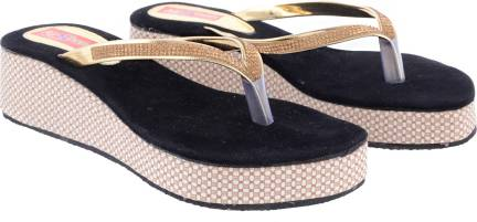 eeaba9ce7 STEPUPP Stepupp Trendy Smart And Stylish Fashion Gola Heel Slipper ...