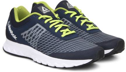 2f117efdc8b867 REEBOK DASH RUNNER Running Shoes For Men - Buy COLLEGIATE NAVY NEON ...
