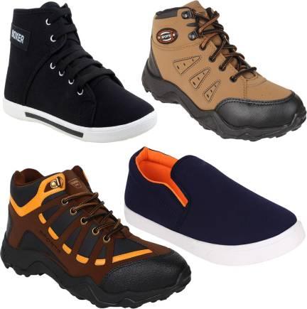454a09b277bc9e Earton Hiking   Trekking Shoes For Men - Buy Earton Hiking ...