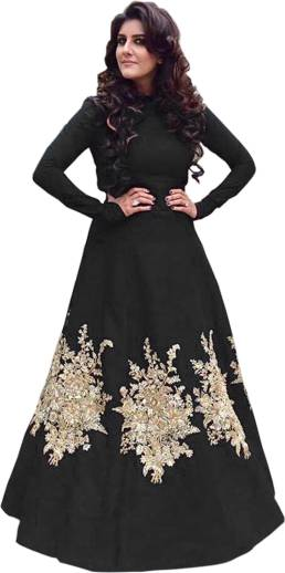 5571d78799b Fabcartz Anarkali Gown Price in India - Buy Fabcartz Anarkali Gown ...