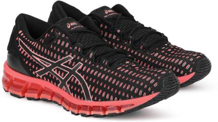 215f032242 Asics DynaFlyte 2 Running Shoes For Women - Buy BLACK/HOT PINK ...