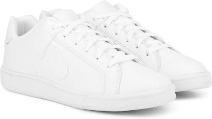 48fe559e329da7 Nike COURT ROYALE Sneakers For Men - Buy WHITE WHITE BLANC BLANC ...
