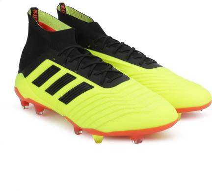 5ccd198275b ADIDAS PREDATOR 18.2 FG Football Shoes For Men - Buy FTWWHT CBLACK ...