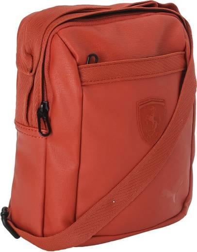 6e0ec98a39 Buy Puma Sling Bag Rosso Corsa Online   Best Price in India ...