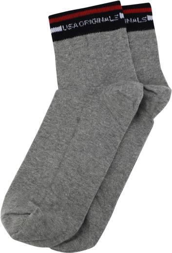 JockeyMen Solid Ankle Length