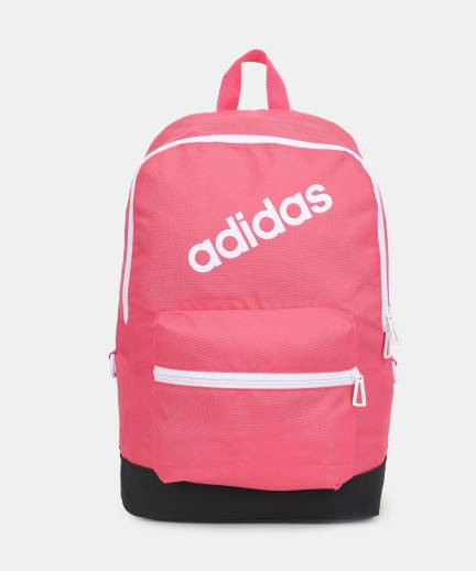 f12203fb9e ADIDAS LIN PER BP 15 L Backpack REAPNK WHITE WHITE - Price in India ...