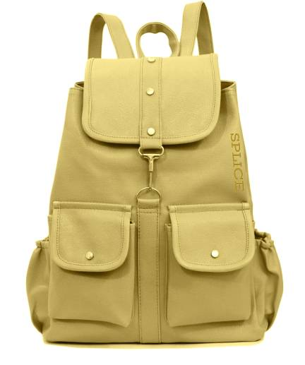 cc4761428a58 THE TAN CLAN Casual Backpack For Women (TTC-41-Beige) 12 L Backpack ...