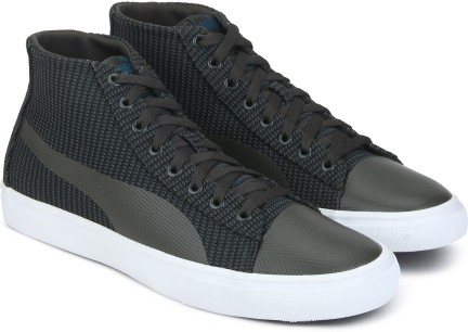 Puma Troop Mid Knit IDP High Tops For