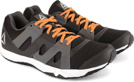 1e0c4cf5ef7 REEBOK EXPLORE RUN Running Shoes For Men - Buy BLACK CYCLE BLUE ...