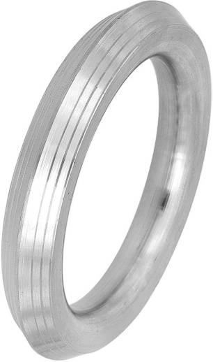 Memoir Stainless Steel Silver Kada Price in India - Buy