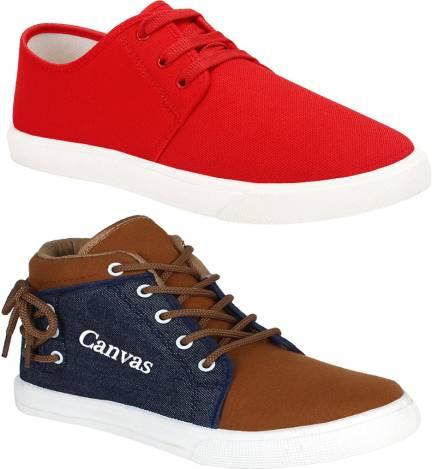 2932b48eca Supra Sneakers For Men - Buy Red Color Supra Sneakers For Men Online at  Best Price - Shop Online for Footwears in India   Flipkart.com