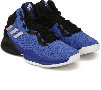 ebc37fae1c7e6 ADIDAS MAD BOUNCE 2018 Basketball Shoes For Men - Buy ADIDAS MAD ...