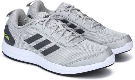 2a18768a886a ADIDAS YKING M Running Shoes For Men - Buy BLACK VISGRE SCARLE Color ...