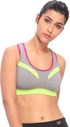 bd51760d7f5 womenzcart Women Sports Lightly Padded Bra - Buy womenzcart Women ...
