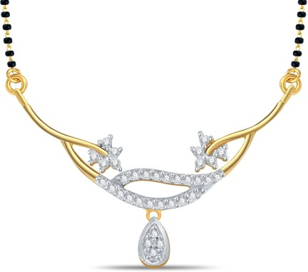 SilverDew CZ Diamond Necklace Wedding Necklace Cluster Necklace 14k White Gold//Yellow Gold Plated Over 18 Chain Bridesmaid Necklace Unique Necklace