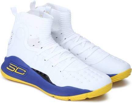 d1196eb455e Under Armour UA SC 30 TOP GUN Basketball Shoes For Men - Buy BLUE ...