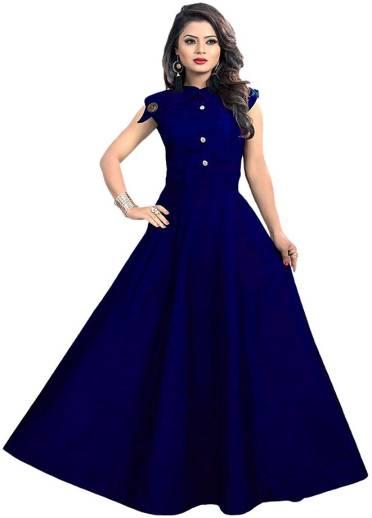 632815d89ab6 Smart Shop Anarkali Gown Price in India - Buy Smart Shop Anarkali ...